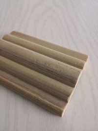 wooden moulding profile engineered treated wood mouldings Factory