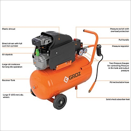 2 HP Direct Drive Air Compressor