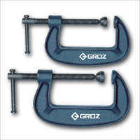 S.G. Iron Body G Clamp