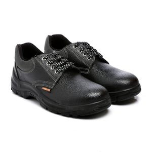 Metal instep footwear