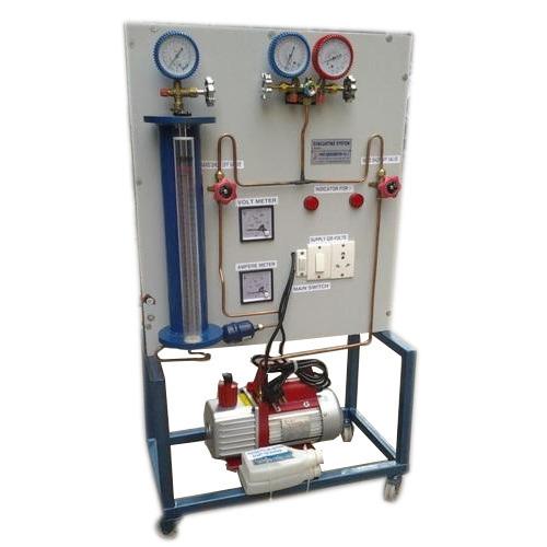 Refrigeration Charging Unit