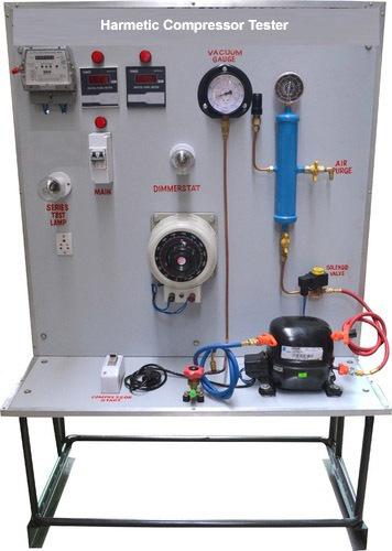 Hermetic Compressor Tester