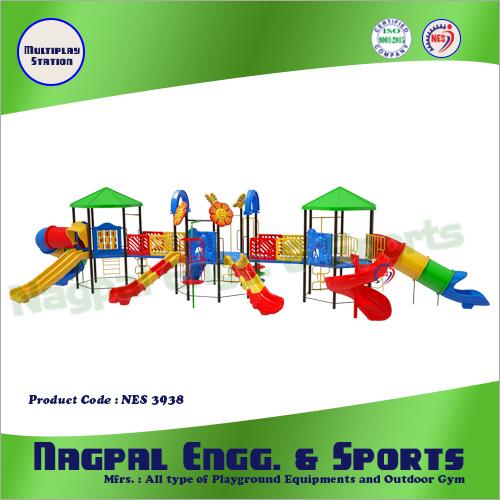 Kids Playground Multiplay System