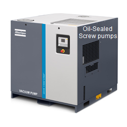 Oil Sealed Screw Pump
