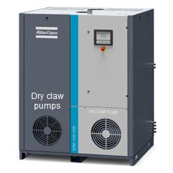 Dry Claw Pump