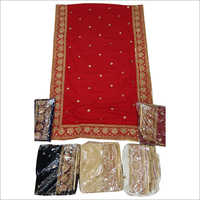 Heavy Embroidered Chinon Dupatta