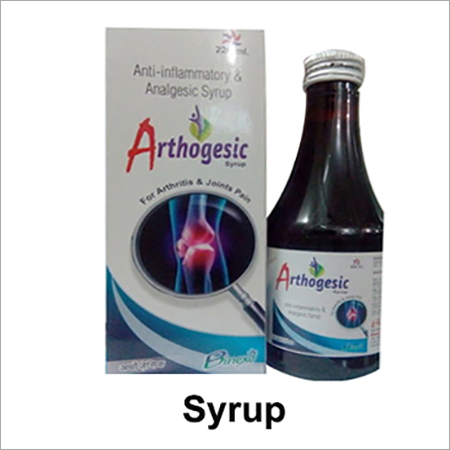 ARTHOGESIC SYRUP, CAPSULE, TABLET