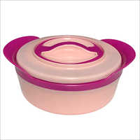 Kitchen Plastic Casserole