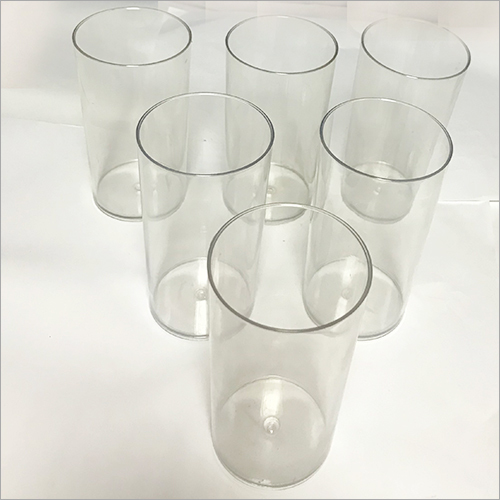 Reusable Plastic Water Glass
