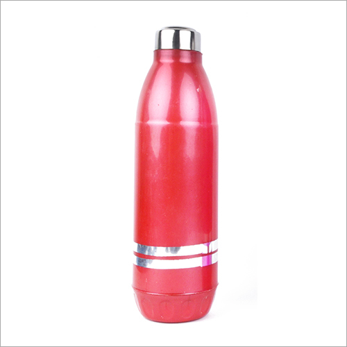 Plastic Vacuum Water Bottle