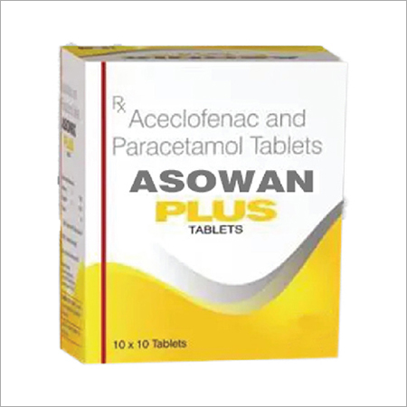Asowan  Plus Tablets