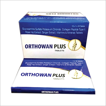Orthowan Plus Tablets