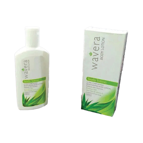 Wavera Body Lotion