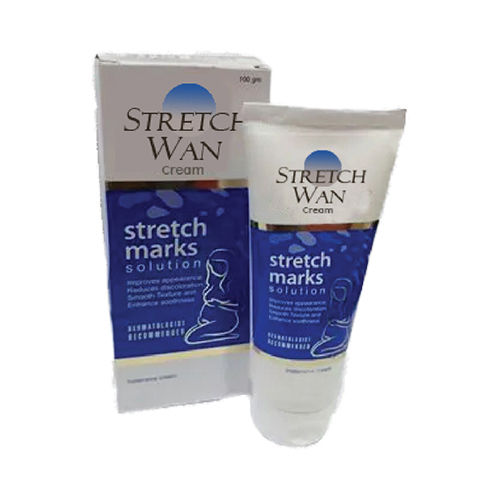 Stretch Wan Cream