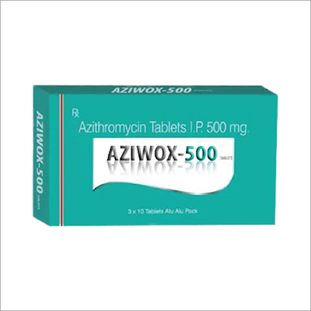 Aziwox 500 Tablets