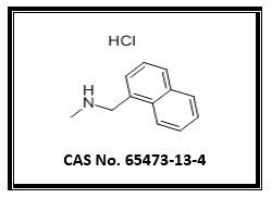N-Methyl-1-naphthylmethyl amine HCL