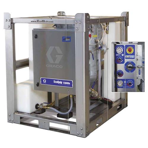 EcoQuip eq600s Vapor Abrasive Blast Machine