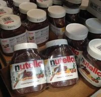 Ferrero Nutella Chocolate 150g, 350g, 400g, 650g,