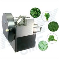 Leafy Vegetable Cutting And Slicing Machine