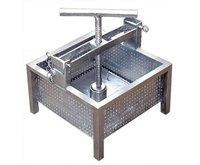 Pneumatic Paneer Press Machine