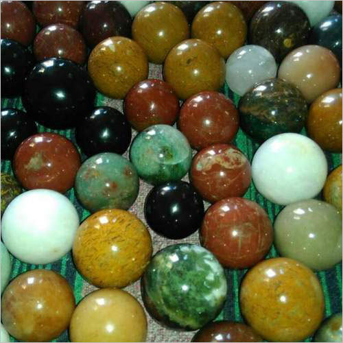 Mix Agate Stone Balls