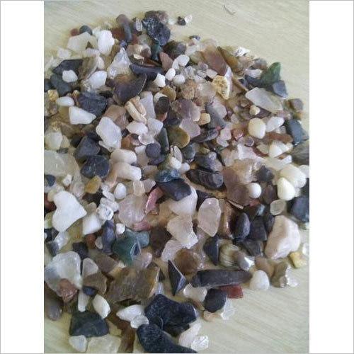 Mixed Agate Chips, for Aquarium