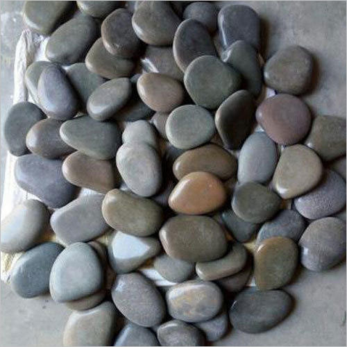 Gray Flat Pebble Stones