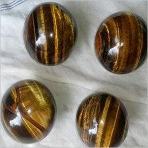 Tiger Ball Gemstone
