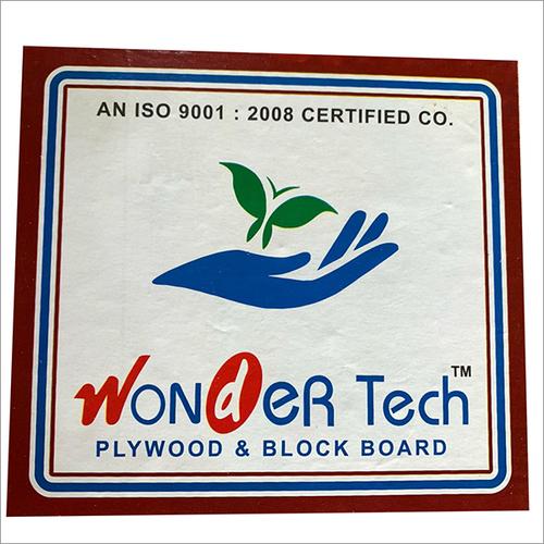 Wonder Tech Block Board