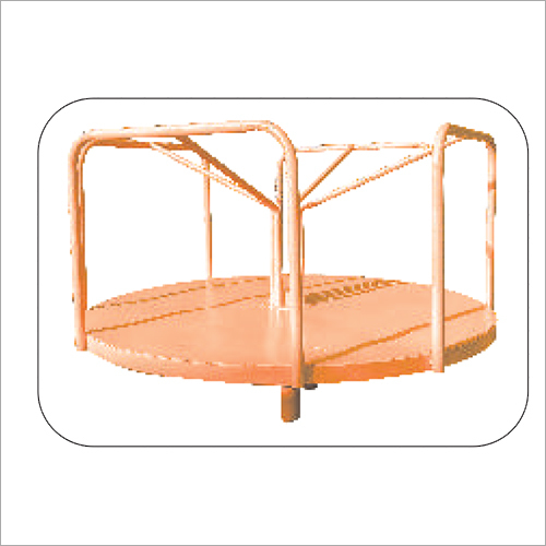 Playground Small Merry Go Round