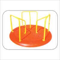 Playground Merry Go Round FRP