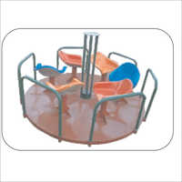 Plat Form Seated Merry Go Round