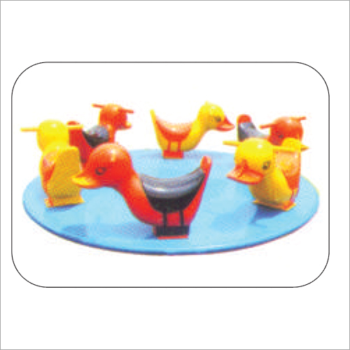 Plat Form Duck Merry Go Round