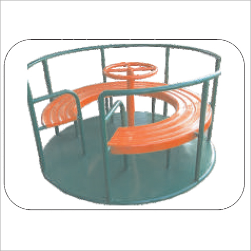 Fancy Plat Form Merry Go Round