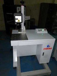 Laser Hallmarking Machine