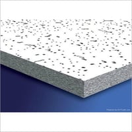 Mineral fiber acoustic