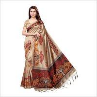Fancy Mysore Silk Saree