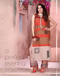 Ladies Kurti With Pant Set
