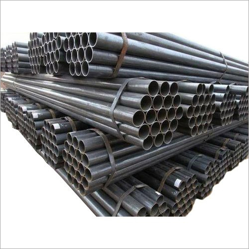 MS Steel  Round Pipe