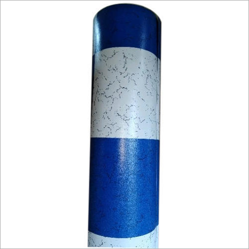 Blue And White PVC Laminate Flooring