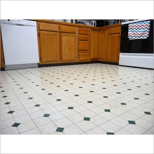 Laminated Linoleum Flooring