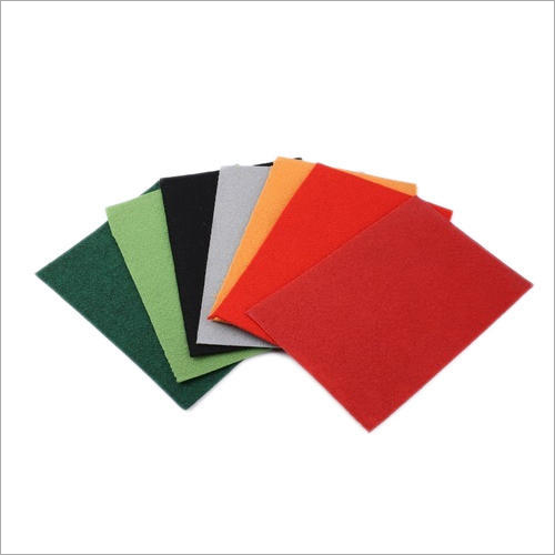 Colored Non Woven Carpets
