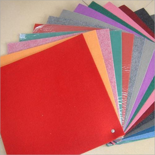 Colourful Non Woven Carpets