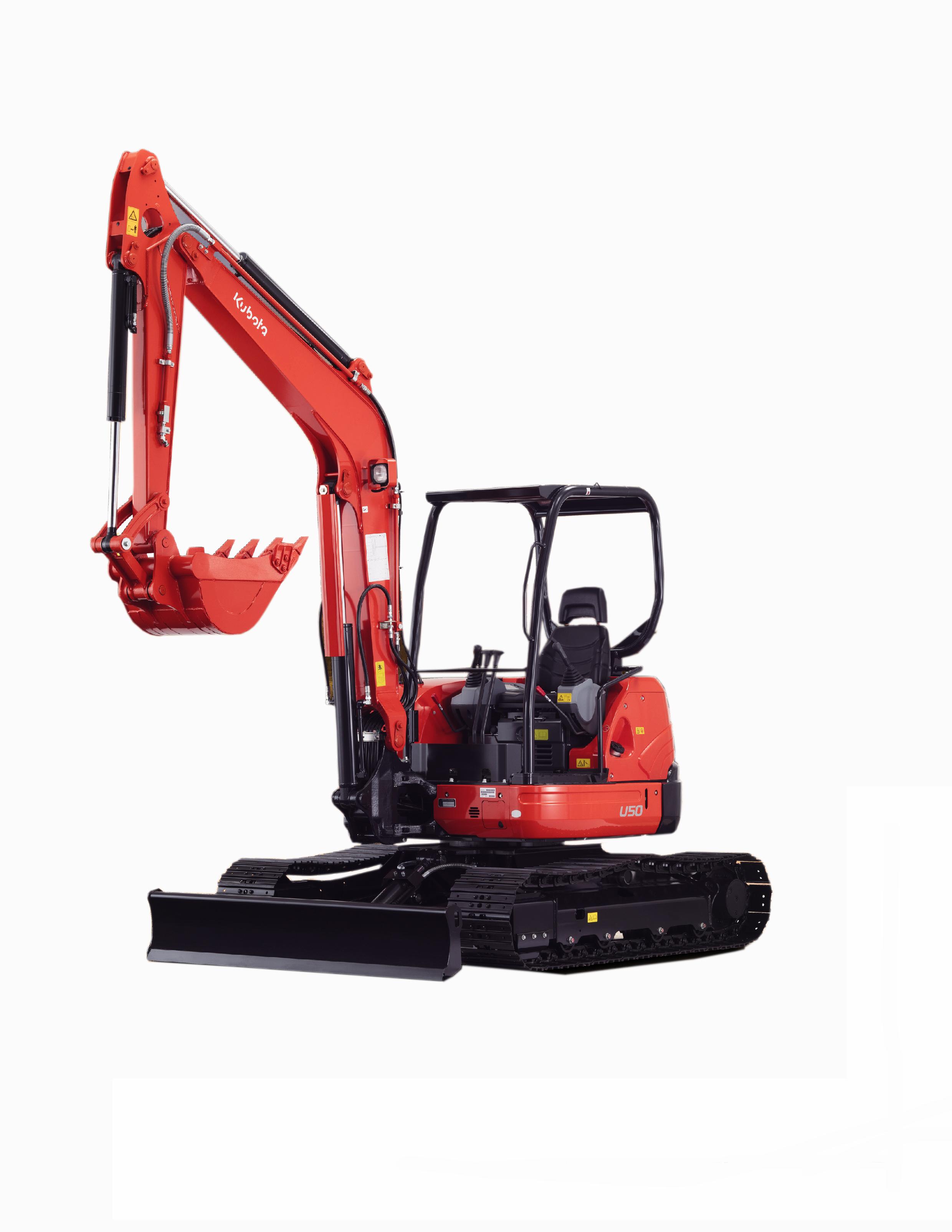 JCP Mini Excavator