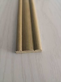 Foshan baseboard  wood pvc trim wall moulding for interior decoration