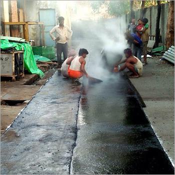 Industrial Road Mastic Flooring Services