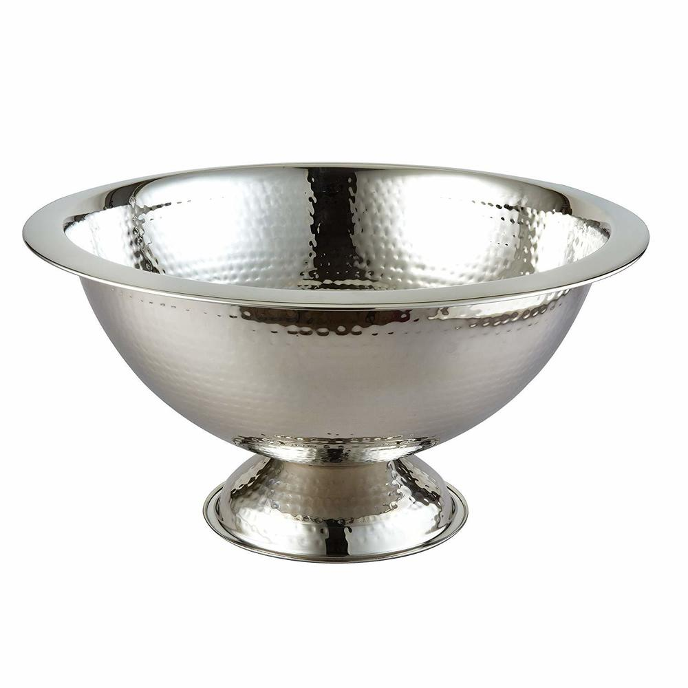 Aluminum Bowl With Stand