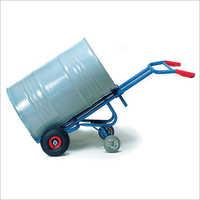 Four wheeler Drum Trolley
