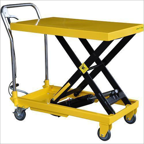 High Strength Hydraulic Lifting Trolley