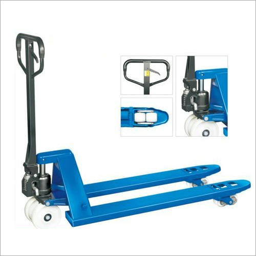 Hand Pallet Truck With Pu Wheel